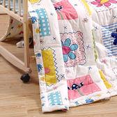 純棉空調被夏涼被子夏天薄兒童單人夏季小孩寶寶午睡1.2m米 挪威森林