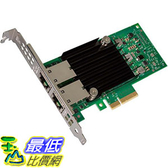 [107美國直購] 網路卡 Intel Corp X550T2 Converged Network Adapter X550