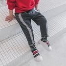 男童褲子1-3歲潮寶寶秋裝男小童新款男寶...