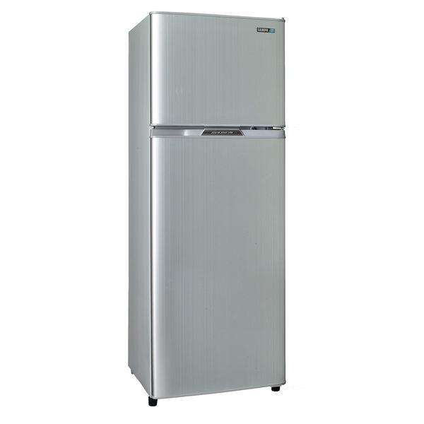 SAMPO 聲寶250L經典品味雙門電冰箱SR-L25G(S2)璀璨銀