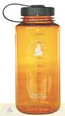 Outdoor Active OA山貓 寬口水壺1000CC 鮮亮橘 W-1000 SGS檢測 無塑化劑 耐壓 耐溫120℃ 台灣製【易遨遊】