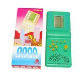 遊戲機 掌上型游戲機老式電子游戲機 掌機 可玩俄羅斯方塊等等 懷舊經典 1色