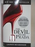 【書寶二手書T1/一般小說_BFX】The Devil Wears Prada_Lauren Weisberger