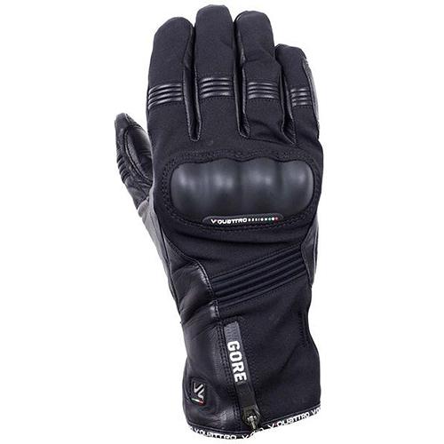 【東門城】V'QUATTRO STORMER-XGTX 冬季防風保暖手套(黑)