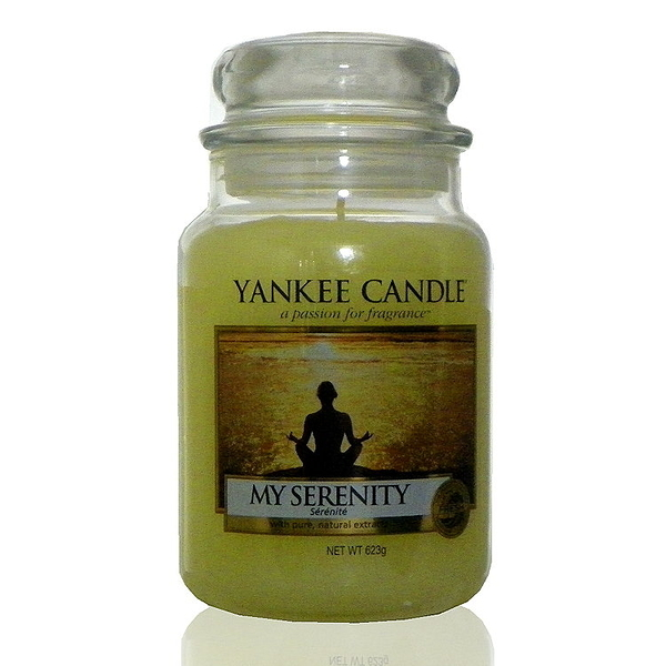 YANKEE Candle My Serenity 香氛蠟燭 - 沉思 623g