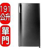 結帳更優惠★LG樂金【GN-Y200SV】191公升變頻單門冰箱
