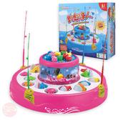 【瑪琍歐玩具】電動釣魚盤 /M9068