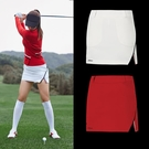 高爾夫裙 高爾夫女士裙子 速干彈力柔軟舒適 防走光女士短裙彈性大-Ballet朵朵