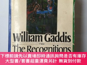 二手書博民逛書店William罕見Gaddis The Recognitions 大 32開Y2731 William Gad