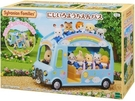 日本 EPOCH森林家族 森林幼稚園校車_EP28430(不含玩偶) 原廠公司貨