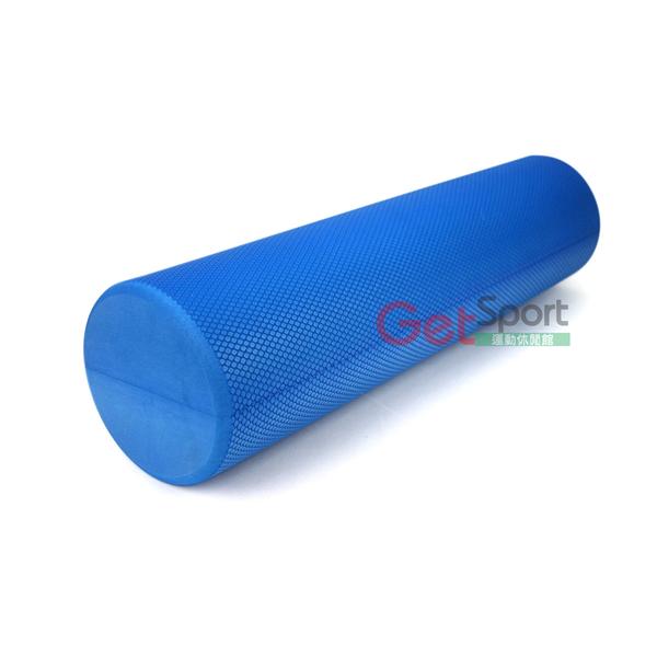 壓紋瑜珈柱60公分(24吋/瑜伽棒/泡綿滾筒/滾棒/按摩滾輪/美人棒/韻律瑜珈/ROLLER)