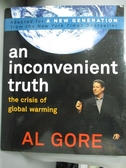【書寶二手書T1/社會_YFM】An Inconvenient Truth: The Crisis of Global Warming_Gore, Albert