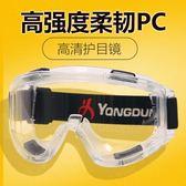 全密封護目鏡防風鏡防沙防塵眼鏡工業粉塵勞保防護眼鏡打磨防飛濺 雙12鉅惠
