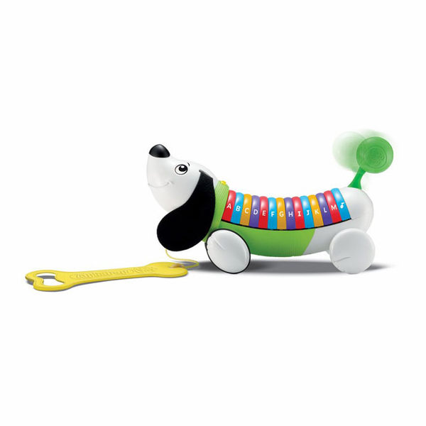 美國 LeapFrog跳跳蛙 彩虹字母小狗 綠