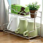 小層架  不銹鋼迷你置物架桌面 浴室收納架 窗台衛生間廚房小層架igo