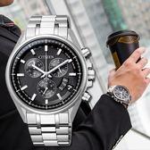 【送!!電影票】CITIZEN 星辰 Eco-Drive 星宇光動能電波對時鈦金屬腕錶/黑 BY0140-57E 熱賣中!