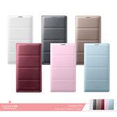 Samsung三星 原廠Galaxy Note4 N910專用 皮革翻頁式皮套 可插卡 /側翻書本式保護套 真皮質感 休眠 喚醒