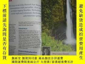 二手書博民逛書店lonely罕見planet:Welcome to Hawaii