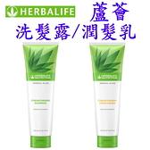 Herbalife 賀寶芙 蘆薈洗髮露 蘆薈護髮乳 一組(洗髮露+護髮乳)