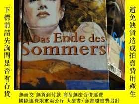 二手書博民逛書店Das罕見Ende des Sommers (為了愛) 德文原版 精裝18開 品好Y164736 SUE MI