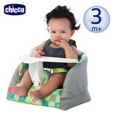 chicco-Boppy攜帶式幫寶椅座墊-圈圈綠