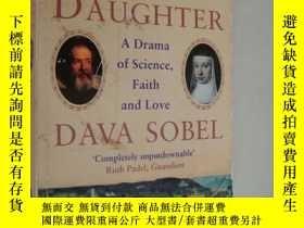 二手書博民逛書店Galileos罕見Daughter: A Drama of S