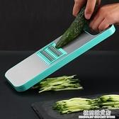 家用土豆絲切絲器多功能切菜廚房神器不銹鋼蘿卜擦刨絲大蒜切片機 極簡雜貨