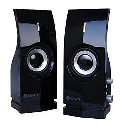 KINYO 2.0聲道 兩件式多媒體音箱 PS-291