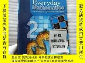 二手書博民逛書店Everyday罕見Mathematics Differentiation Handbook Grade 2 英文