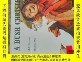 二手書博民逛書店A罕見Bush Christening英語平裝978020717