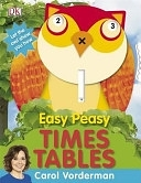 二手書博民逛書店 《Easy Peasy Times Tables》 R2Y ISBN:1405365862│DK Publishing (Dorling Kindersley)