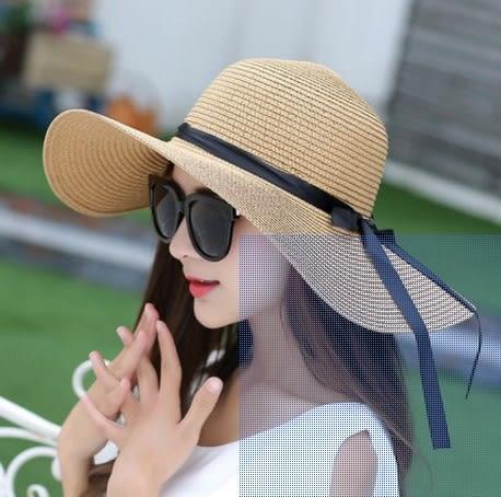 [協貿國際]  女士夏天防紫外線可折疊遮陽帽 (1入)