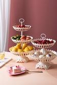水果盤創意現代客廳茶幾家用網紅北歐風格多層干果盆零食盤水果籃