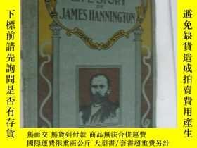 二手書博民逛書店Life罕見Story of JAMES HANNINGTON