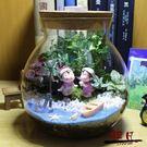 618好康又一發微景觀生態瓶 七夕禮物多生態瓶創意龍貓玻璃盆栽辦公室diy擺件【非凡】TW