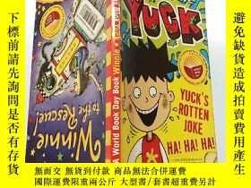 二手書博民逛書店罕見yuck:討厭:Y200392