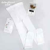女童白色褲襪兒童禮服搭配連襪褲女童打底褲純棉舞蹈襪兒童連褲襪