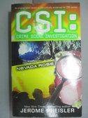 【書寶二手書T4/原文小說_LLK】Nevada Rose_Preisler, Jerome