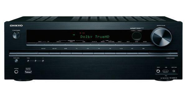 【名展音響】(現貨供應 24分期0利率) ONKYO全系列產品 3D網路劇院擴大機TX-NR515公司貨+送HDMI線