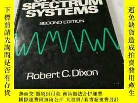 二手書博民逛書店SPREAD罕見SPECTRUM SYSTEMS(分散光譜系統)