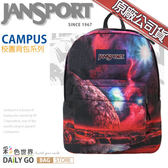 JANSPORT後背包包大容量JS-43117-0KA宇宙奧秘