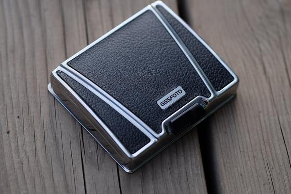 【】GGS MJ-F2 3倍液晶折疊磁吸式觀景器 黑色 適用 FUJIFILM X-T1 / X-T2 X-A3 / X-A5 X-A10 / X-A20