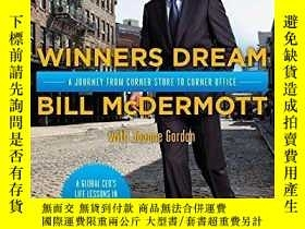 二手書博民逛書店Winners罕見DreamY256260 Bill Mcdermott Simon & Schust