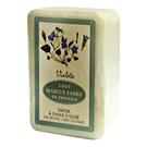 【法鉑馬賽皂】天然草本紫羅蘭橄欖皂 x1塊(250g/塊)