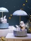 八音盒 實用夜燈音樂盒天空之城送女生閨蜜生日禮物圣誕節創意八音盒禮品【快速出貨八折鉅惠】