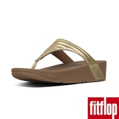 熱銷推薦5折【FitFlop】LULU PADDED TOE THONGS(金色)