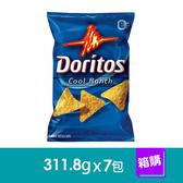美國Doritos多力多滋】墨西哥脆餅-美式沙拉醬(311.8gx7包)-箱購