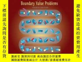 二手書博民逛書店Fundamentals罕見Of Differential Equations And Boundary Valu