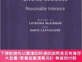 二手書博民逛書店The罕見Culture Of Toleration In Diverse SocietiesY255174