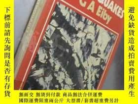 二手書博民逛書店Earthquakes【大16開精裝罕見英文原版】Y16472 G A Eiby VNB 出版1980